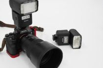 デジタル一眼カメラ α7RIV / α7RIII / α7III 、外付けフラッシュ「HVL-F60RM / HVL-F45RM」に最新ソフトウェアアップデート。フラッシュの設定をカメラ側で設定可能に。