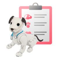 """""""aibo""""の 健康管理サービス「aiboドック」を2020年1月27日より開始。"""