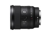 小型軽量なフルサイズ対応の大口径 20mm 超広角単焦点レンズ  FE 20mm F1.8 G 「SEL20F18G」を国内発表。ソニーストア先行予約は3月3日(火)10時から。