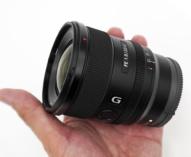 開放F1.8の大口径広角単焦点レンズ FE 20mm F1.8 G 「SEL20F18G」。8K解像力テストチャートを使って、レンズの解像度をチェックしてみた。
