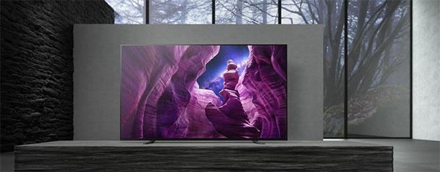 4K 有機ELテレビ「BRAVIA A8Hシリーズ」65インチと55インチを価格改定して値下げ。特典クーポンを駆使すればさらに安価に購入可能。
