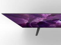 4Kチューナー、高画質プロセッサー「X1 Ultimate」を搭載する有機ELテレビ「BRAVIA A8Hシリーズ」。2-wayスタンドを採用して、サウンドバーの設置可能。