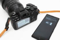 デジタル一眼カメラ α9II (ILCE-9M2)Ver. 2.00の新たに加わった機能をチェックしよう。(MACアドレスをQRコードとして表示する機能の追加。)