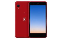 楽天モバイル「Rakuten Mini」にクリムゾンレッド追加。劇的に小さいAndroidスマホと、通信料1年無料という魅力のあわせ技。