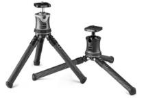 """GITZO、新開発 """"Pull & Fix"""" 開脚角度セレクターを採用したミニトラベラー三脚 2モデルを2020年5月15日より順次発売。"""