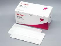 シャープ、個人向け不織布マスクを4月21日より販売開始。1日3,000箱出荷ペースで販売継続、今後生産設備を増やして1日1万箱の出荷を目指す。
