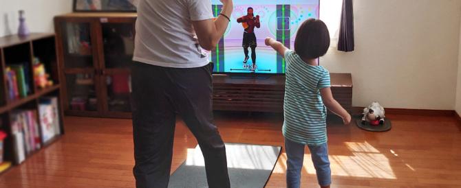 [ Engadget Japanese 掲載]Nintendo Switchの「Fit Boxing」は有酸素運動メインだからダイエッター向け