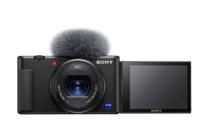 Sony Vlog camera ZV-1 を海外で先行発表!ビデオブロガーやビデオコンテンツクリエイターのためのデジタルカメラ。