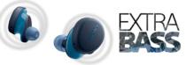 重低音と防滴性能を持つ完全ワイヤレス型ヘッドホン「WF-XB700」。左右独立型ではリーズナブルなモデル。