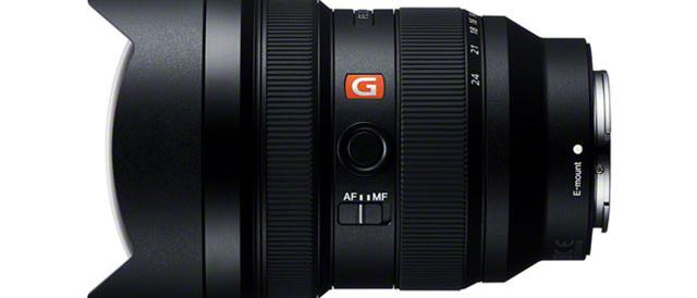 ズームレンズ  FE 12-24mm F2.8 GM 「SEL1224GM」を7月14日(火)10時より先行予約販売開始。ソニーストアでお得に購入する方法。