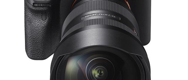 フルサイズ対応の超広角GMasterズームレンズ  FE 12-24mm F2.8 GM 「SEL1224GM」を国内発表。ソニーストア先行予約は7月14日(火)10時から。先行展示は7月10日(金)から