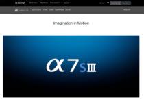 海外SONY公式 αUniverse にデジタル一眼カメラ α7SIIIのライブ配信専用サイト登場、You Tubeにもプレミア公開ページを追加。日本時間7月28日(火)23時配信開始。