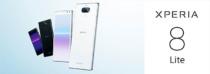 6インチ&フルHD+の21:9ワイドディスプレイやデュアルカメラを搭載した手軽なミッドレンジスマートフォン「Xperia 8 Lite」、9月1日以降に発売。