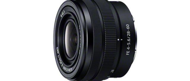 フルサイズ対応の超コンパクトなズームレンズ  FE28-60mm F4-5.6「SEL2860」を2021年春に発売。α7C ズームレンズキットとしてなら2020年10月23日発売、しかもリーズナブルという罠。