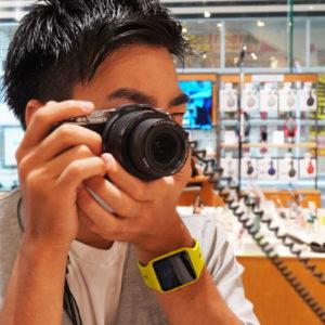 フルサイズミラーレス一眼カメラ α7C を触ってきたレビュー(その3)静止画撮影時も動画撮影時も進化したAF周り。いつでも発動できる「リアルタイムトラッキング」が異常に便利。