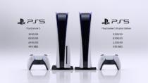 PlayStation®5、11月12日(木)発売決定!PS5デジタル・エディションが希望小売価格39,980円+税、Ultra HD Blu-rayディスクドライブ搭載モデルが希望小売価格49,980円+税。予約開始は9月18日より順次開始!