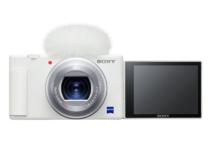 デジタルカメラ「VLOGCAM ZV-1」新色ホワイトを11月13日(金) 10時より先行予約販売開始。11月20日発売。