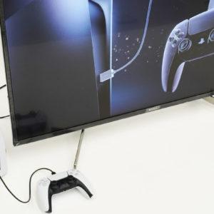 PlayStation5 レビュー(その2)PS5の初期セットアップとPS4からデータ移行。PS4で使っていた外付けストレージを活用しよう。