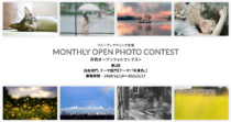 ソニーマーケティング、撮影機材制限のない 「月例オープンフォトコンテスト 第2回」開催。テーマは、自由部門と「冬景色」。入賞特典はソニーポイント最大3万円分!募集期間は2021年1月17日まで。