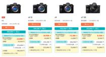 デジタル一眼カメラ α1 「ILCE-1」が欲しい!けれど月々の支払いを少しでも抑えたい。「分割払い」や「残価設定クレジット」を利用した場合のシミュレーションをしてみた。