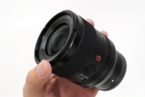 GMaster 単焦点レンズ  FE 35mm F1.4 GM 「SEL35F14GM」レビュー(その1)レンズ外観と他レンズとのサイズ比較。