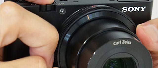 プレミアムコンパクトの金字塔をうちたてたRX100シリーズ初代モデル「DSC-RX100」販売終了。2012年6月発売から約9年の現役を終える。