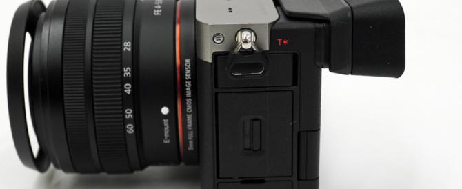 お出かけフルサイズミラーレス一眼カメラ α7C がもっと愛おしくなるアイテム(その9)小さいファインダーをより使いやすくするためのアイピースカップ。