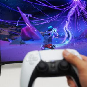 HDMI.2.1 に対応した「BRAVIA XR」。4K液晶テレビ X90Jシリーズ を PlayStation5 / Xbox series X とつないで4K 120fps のゲームをプレイしてみた。