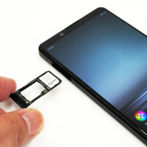「ahamo」を新規契約して、Xperia SIMフリーモデルのAPN設定や開通作業のやり方。デュアルSIM利用時のデータ通信や音声通話を使い分けの設定など。