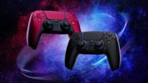 PlayStation®5 DualSense ワイヤレスコントローラーに2色のカラーバリエーション、「ミッドナイト ブラック」と「コズミック レッド」を6月10日(木)発売。