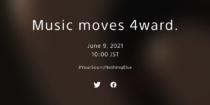 ソニー公式ヘッドホンのページにティーザー広告登場。6月9日(水)10時解禁 ! 海外ソニー公式You Tubeチャンネルにも動画公開を予告(日本時間 6月9日1:00配信)