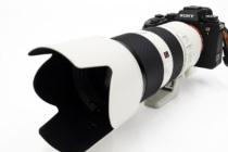 G Master 望遠レンズ 「SEL70200GM」にソフトウェアアップデート(Ver.06)。特定の条件下において、AF時の動作安定性を改善。