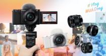 レンズ交換式 Vlogカメラ「VLOGCAM ZV-E10」を、9月17日に発売。ソニーストアで7月30日(金)10時より先行予約販売開始。ソニーストアでお得に購入する方法など。