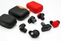 ワイヤレスノイズキャンセリングヘッドホン「WF-1000XM4」に付属するノイズアイソレーションイヤーピース(黒/白)を単品で入手。他のソニー製イヤホンにくっつけて使ってみる。